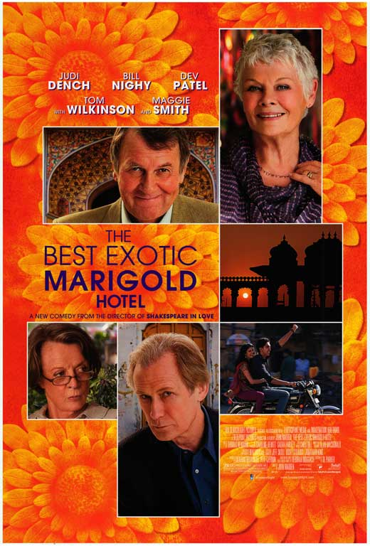 The Best Exotic Marigold Hotel | Movieguide | The Family Guide to ...