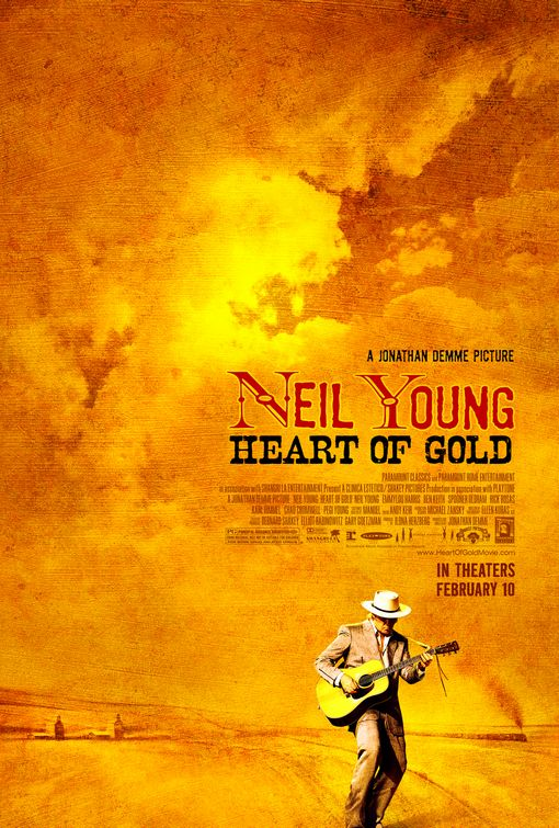 NEIL YOUNG: HEART OF GOLD | Movieguide | Movie Reviews for Christians