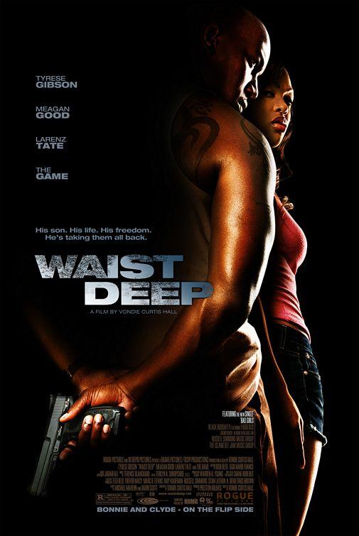 Meagan good waist deep nude #1