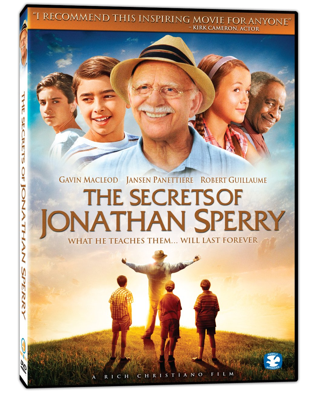Was the secrets of jonathan sperry a true story