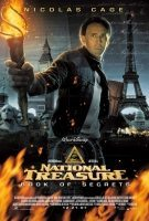 NATIONAL TREASURE: THE BOOK OF SECRETS