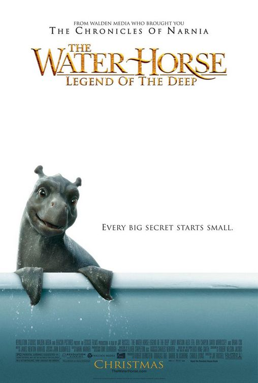 THE WATER HORSE | Movieguide | Movie Reviews for Christians