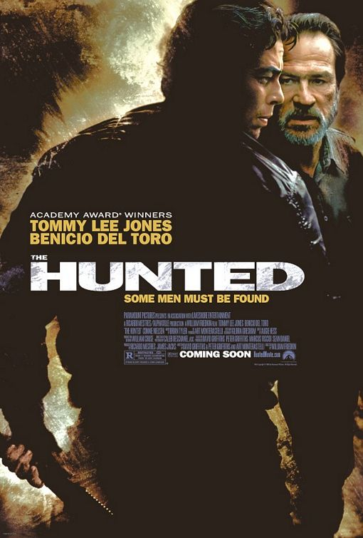 Hunted movie