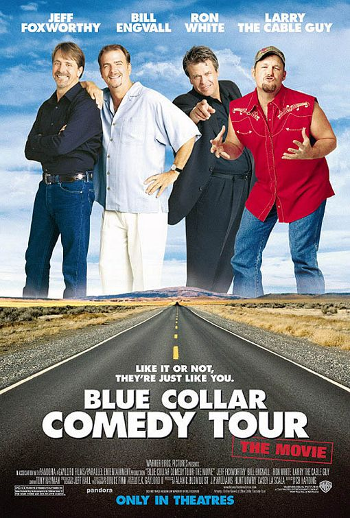 BLUE COLLAR COMEDY TOUR