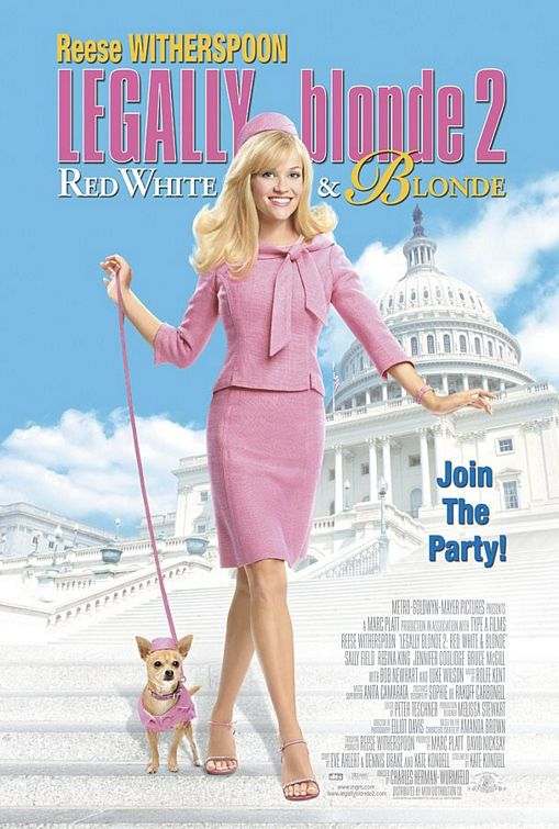 legally blonde movie review Right from the initial scenes 'legally blonde' sets up the perfect, pink world of elle and the overly girlieness of it is very funny but the real comedy starts when.