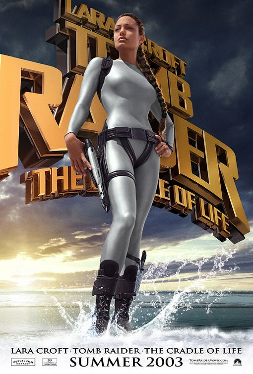Lara Croft Tomb Raider: The Cradle of Life movie