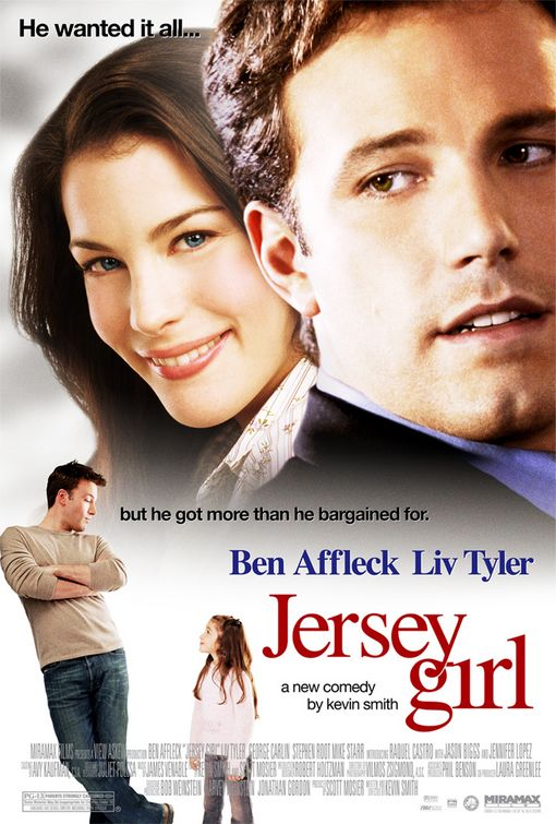 JERSEY GIRL | Movieguide | Movie Reviews for Christians