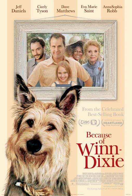BECAUSE OF WINN-DIXIE | Movieguide | Movie Reviews for ...