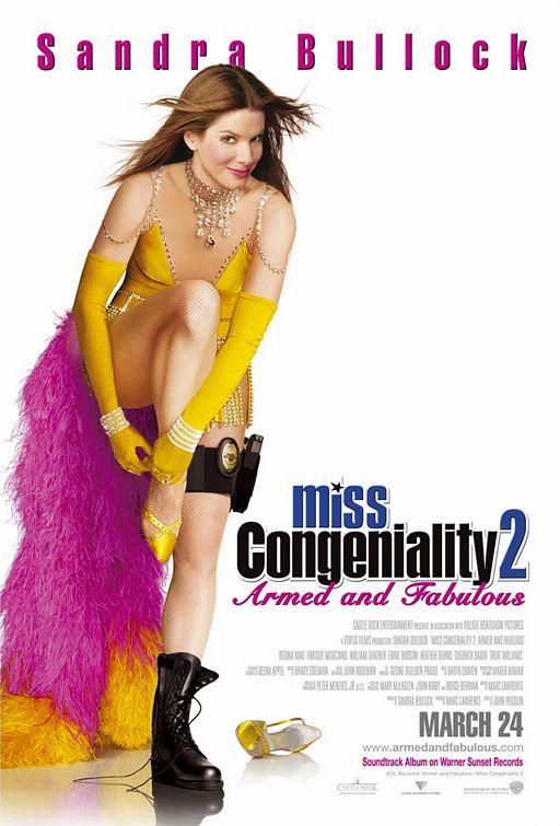 Miss Congeniality 2 พยัคฆ์สาวเดิ้นจริง ยิงกระจาย HD 2005