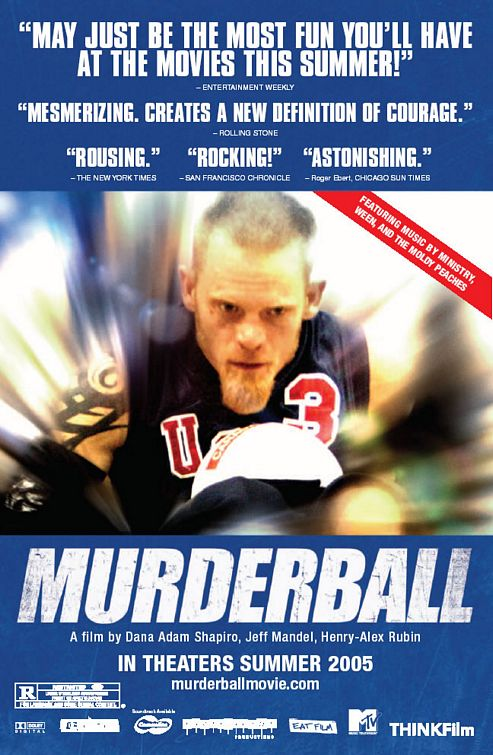 Murderball - Top Ten Sporty Fit Movies