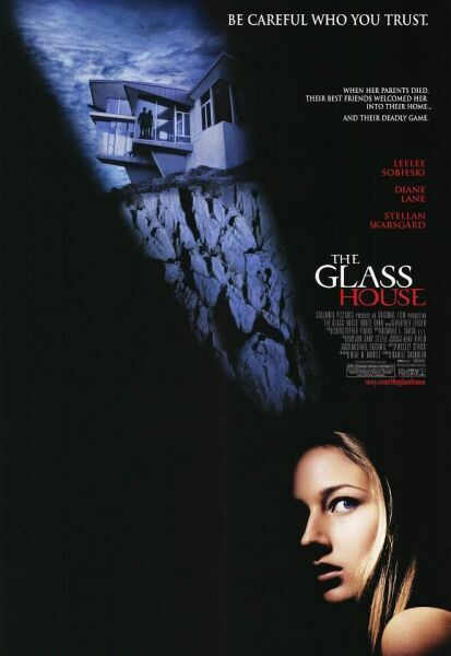 THE GLASS HOUSE | Movieguide | Movie Reviews for Christians Labyrinth 1986 Poster