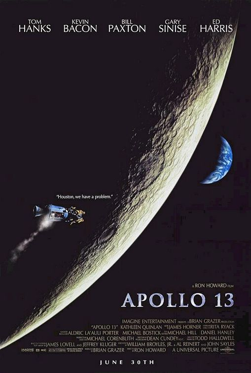 Movie review of apollo 13