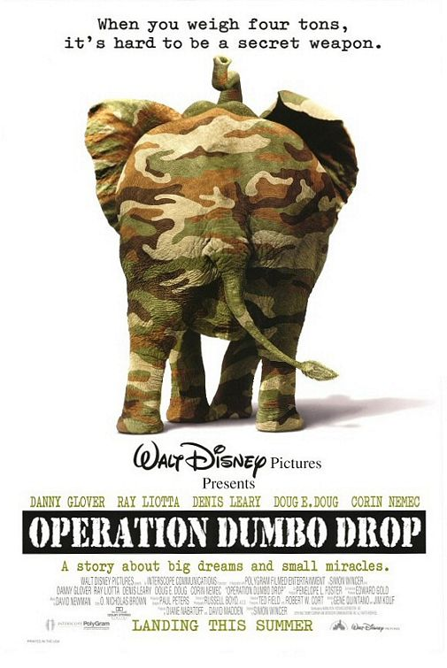 Operation Dumbo Drop [1995]