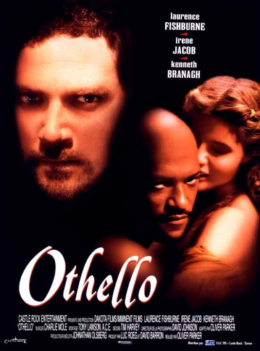 women in othello film review It is made evident to all upon reading shakespeare's 'othello' that without the female characters to fashion an intimate insight into the mind-set of the.