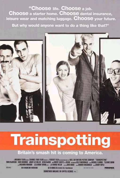 TRAINSPOTTING | Movieguide | Movie Reviews for Christians