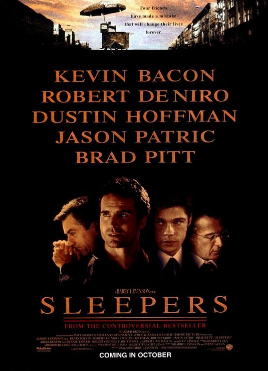 sleepers movie Sleepers (1996) official trailer - robert de niro, kevin bacon, brad pitt drama movie hd after a prank goes disastrously wrong, a group of boys are sent to a detention center where they are.