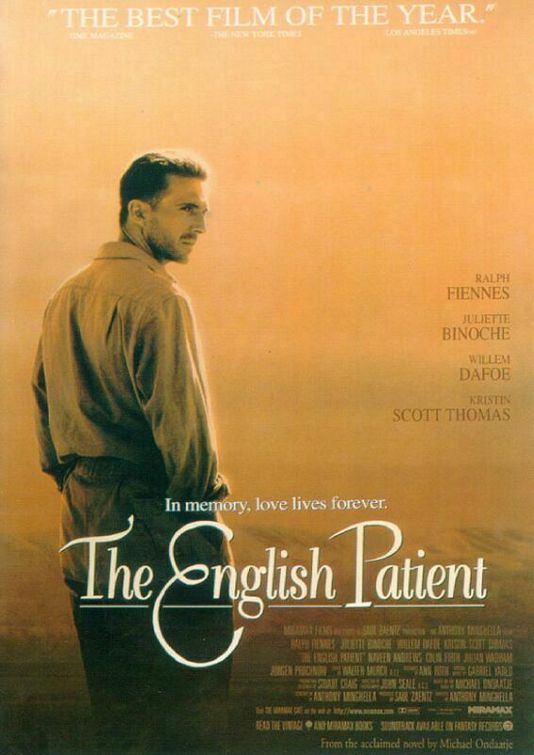 THE ENGLISH PATIENT | Movieguide | Movie Reviews for ...