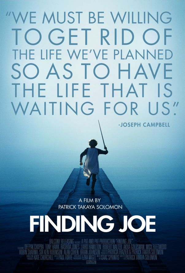 finding joe Finding joe quotes - read more quotes and sayings about finding joe.
