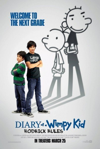 Diary of a wimpy kid rodick rules movieguide movie reviews for diary of a wimpy kid rodick rules solutioingenieria Image collections
