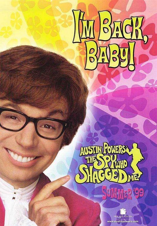 ოსტინ პაუერსი: შპიონი რომელმაც შემაცდინა (ქართულად) Austin Powers: The Spy Who Shagged Me
