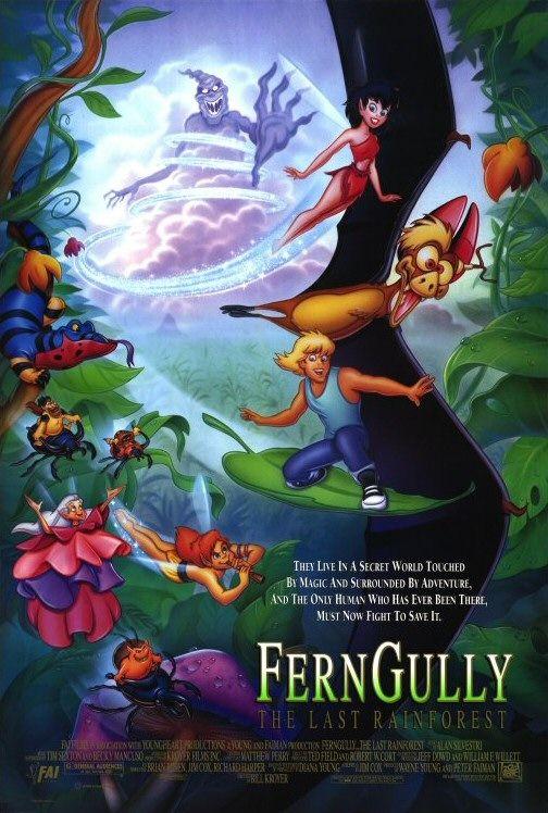 Ferngully The Last Rainforest Tree