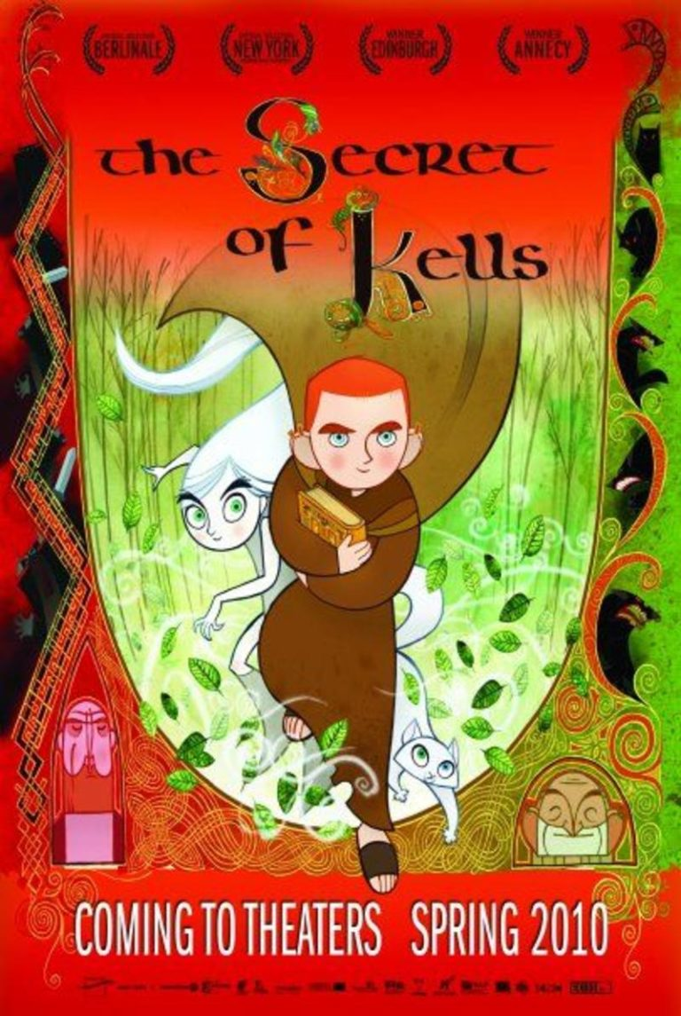 The Secret Of Kells Movieguide Movie Reviews For