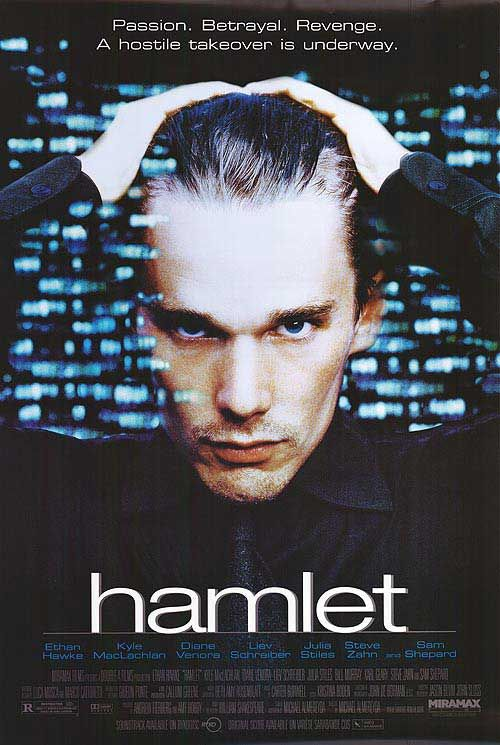 hamlet movie review Courtyard, stratford-upon-avona hamlet of quicksilver wit, mimetic vigour and wild humour, says michael billington.