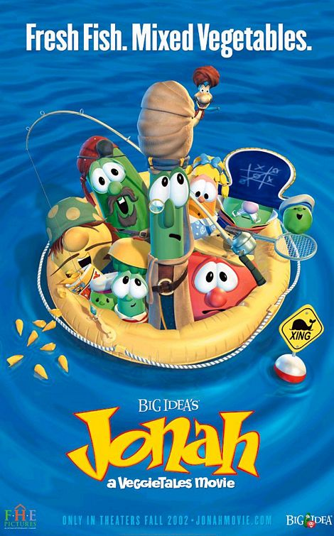 jonah � a veggietales movie movieguide movie reviews