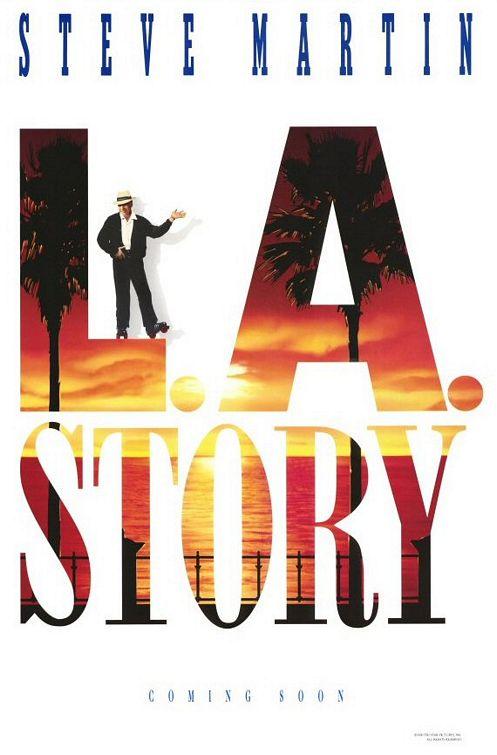 ლოს ანჯელესური ამბავი (ქართულად) L.A. Story Лос-Анджелесская история