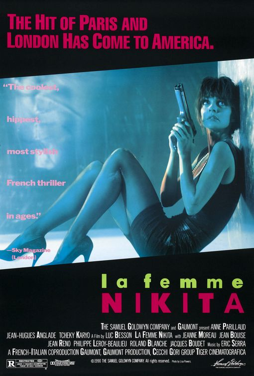 La Femme Nikita French Movie