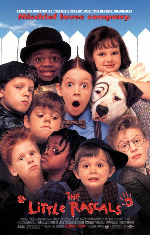 The Little Rascals movie