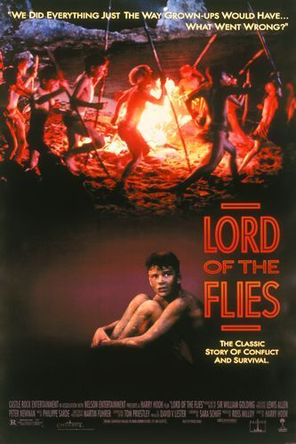 comparison of lord of the flies and the movie white squall Free william golding lord of the flies papers, essays, and research papers my account search results free essays good essays better essays he is charismatic and has natural leader attributes [tags: freudian concepts, comparison] 1062 words (3 pages.