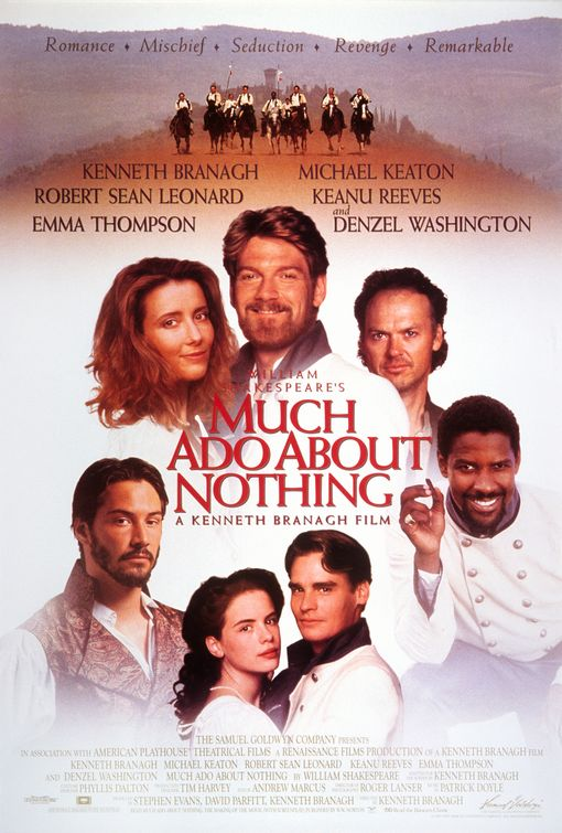 much ado about nothing movie Watch much ado about nothing movie trailer and get the latest cast info, photos, movie review and more on tvguidecom.