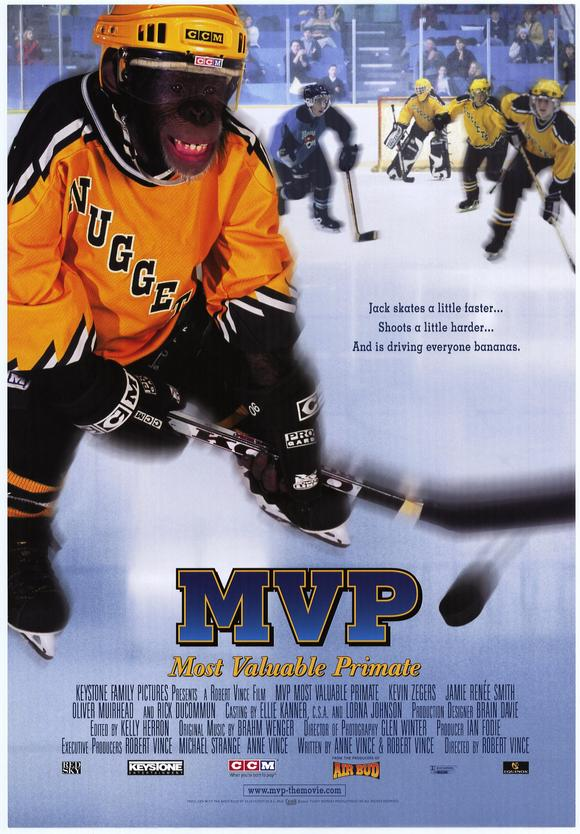 MVP: MOST VALUABLE PRIMATE | Movieguide | Movie Reviews for