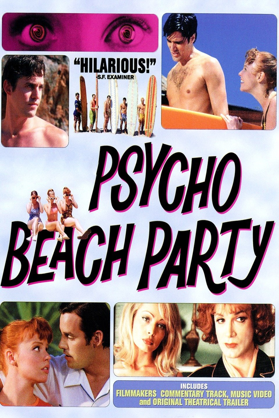 Image result for psycho beach party movie