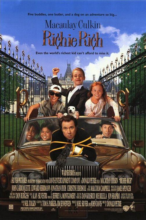 Richie Rich Movie RICHIE RICH | Moviegui...
