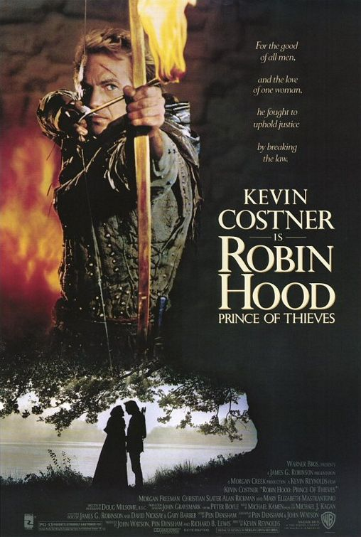 essay on robin hood prince of theives