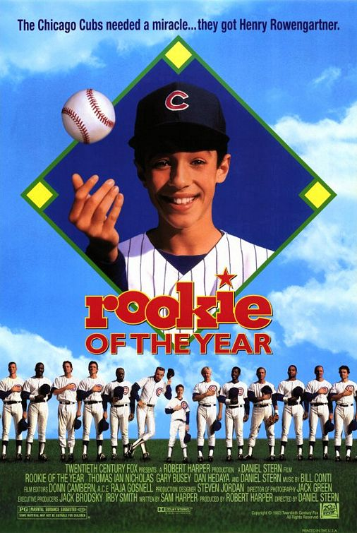 Rookie Of The Year Movie Pictures 100