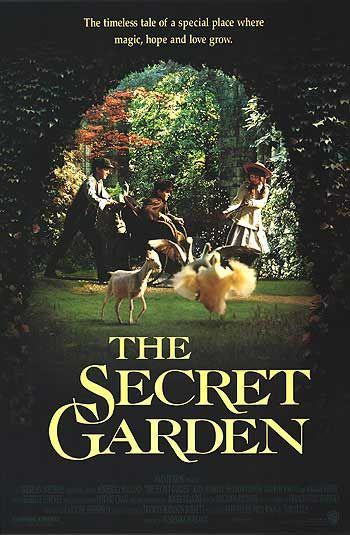 Secret garden novel review blog