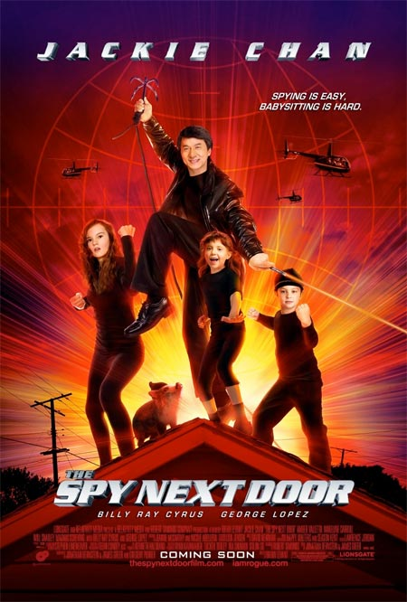 \ Delightful Family Romp\  & THE SPY NEXT DOOR | Movieguide | Movie Reviews for Christians