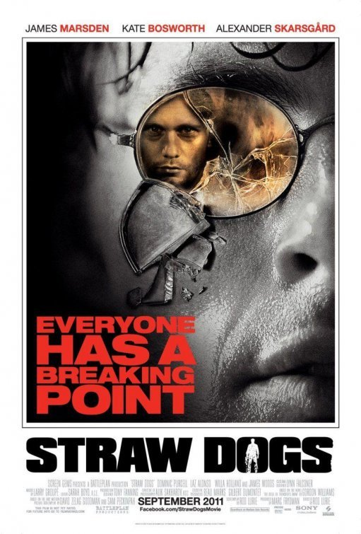 Straw Dogs Peckinpah Review