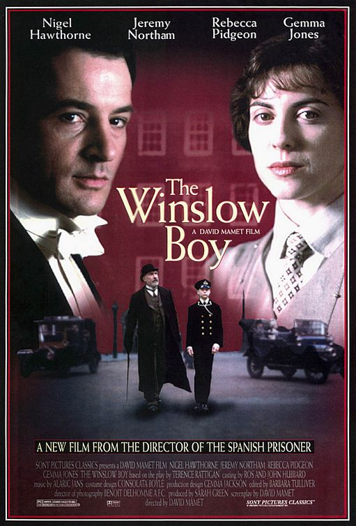 the winslow boy 1948 reviews