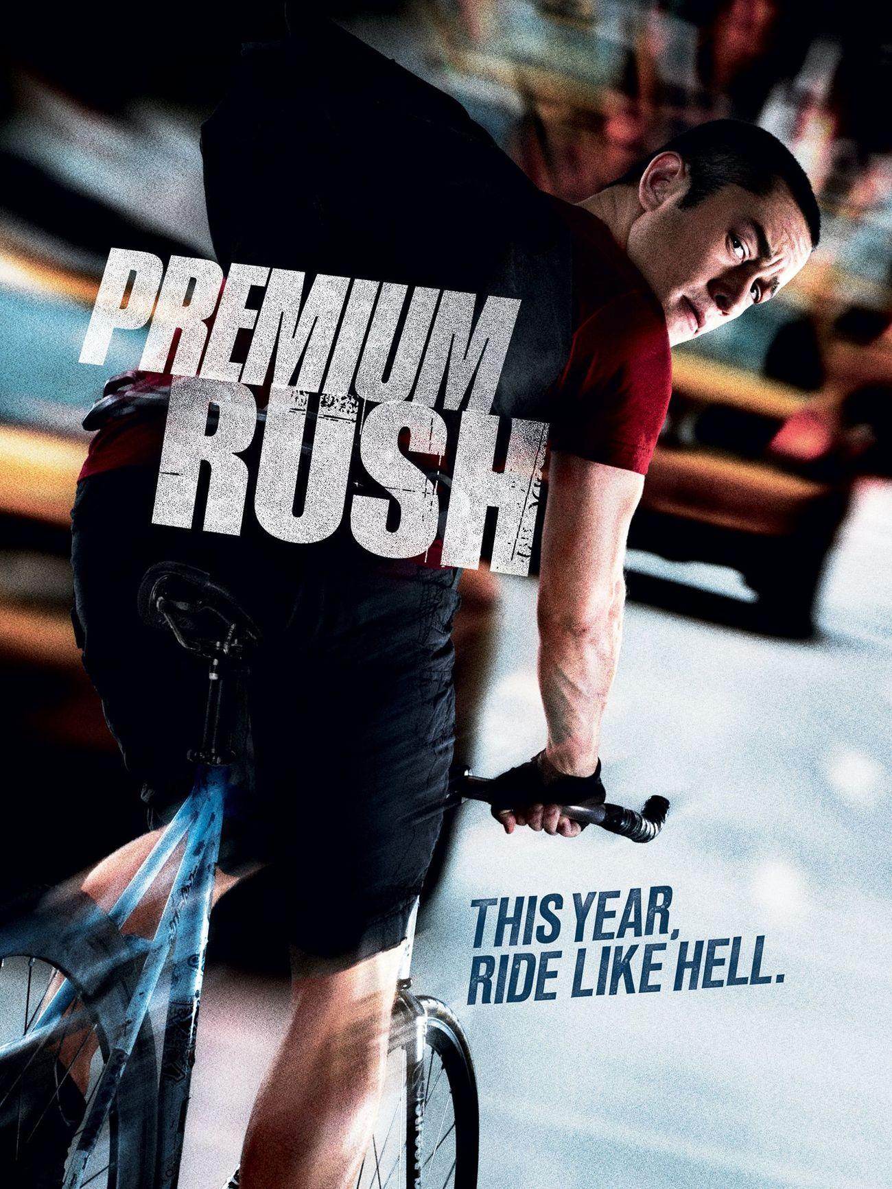 Poster film Premium Rush.