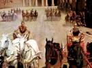 ben hur still chariot race