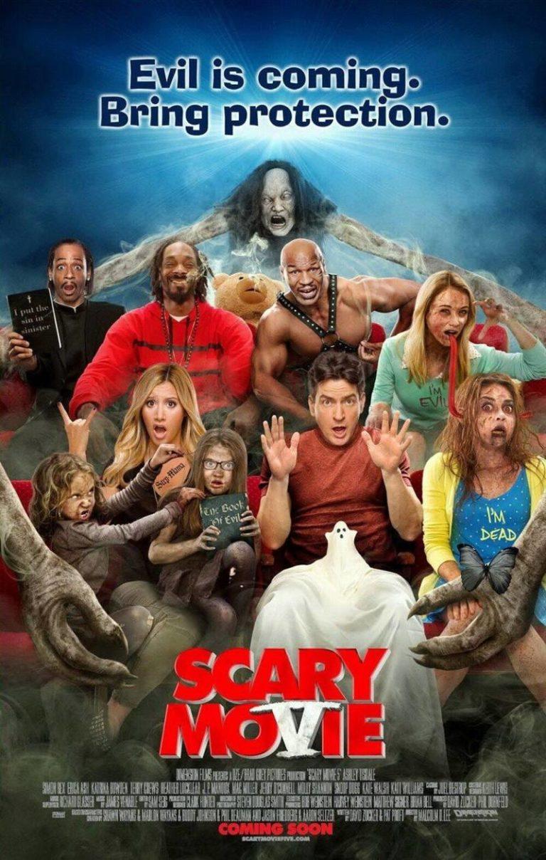 Movieguide Family Movie Review Scary Movie 5