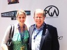 Evy Baehr and Dr. Ted Baher at the PGA Produced By Conference
