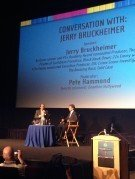 Panel with Jerry Bruckheimer