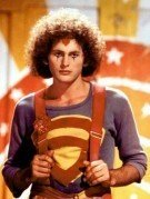 "Victor Garber as Jesus in ""Godspell"""