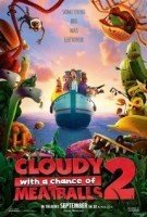 Cloudy Chance of Meatballs 2