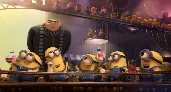 Film Title: Despicable Me 2